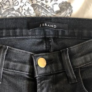 JBRAND Super Skinny Black